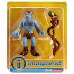 Imaginext Monstro Azul com Acessórios - Mattel