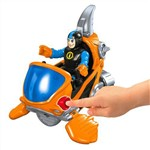 Imaginext - Oceano Básico - Mini Submarino Dfy06