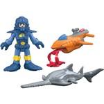 Imaginext Oceano Mergulhador - Mattel