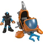 Imaginext Oceano Mini Sub - Mattel