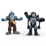 Imaginext Power Rangers Squatt e Baboo - Mattel