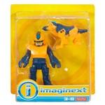 Imaginext Robô com Cachorro - Mattel