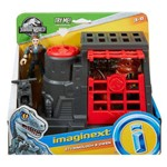 Imaginext - Stygimoloch e Owen - Captura do Dinossauro Veloz - Mattel FMX88/FMX90