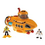 Imaginext Submarino Aventura N8270