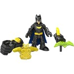 Imaginext Super Friends Batman Super Soco - Mattel