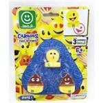 Imoji Figuras com Carimbo 03 Peças - Multikids