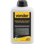 Impermeabilizante Água /Óleo/ Pichações e Fuligem 900 Ml - Vonder