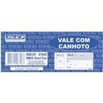 Impresso Vale 050 Folhas com Canhoto Sao Domingos Pct.c/20