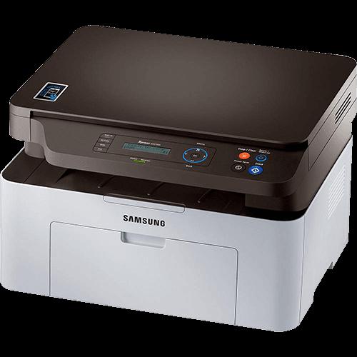 Impressora Samsung Multifucional SL-M2070W/XAB Laser Monocromática com Wi-Fi