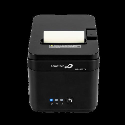 Impressora Térmica Não-Fiscal Bematech, USB, com Guilhotina, Preta - MP-2800 TH