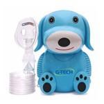 Nebulizador G-Tech Dog Azul