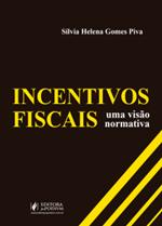 Incentivos Fiscais uma Visão Normativa (2018)