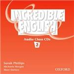 Incredible English 2 Class Cd