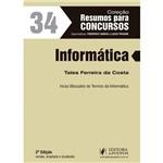 Informatica - Vol 34 - Juspodivm