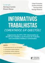 Informativos Trabalhistas Comentados em Questões (2019)