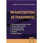 Infraestrutura de Transportes - • Desenvolvimento Econômico e Social • Parcerias Público-Privadas e Financiamento Público • Responsabilidade Fiscal • Corrupção • Reforma Tribut