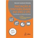 Iniciacao a Contabilidade Ifrs e Cpc - Atlas