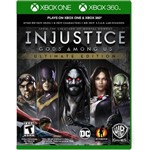 Injustice Gods Among Us Ultimate Edition - Xbox 360 & Xbox One