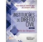 Instituicoes de Direito Civil - Direito das Obrigacoes - Rt