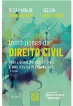 Instituições de Direito Civil Volume 1 - 2ª Edição - Parte Geral, Direitos da Personalidade