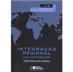 Integracao Regional - Vol 3 - Saraiva