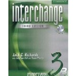 Interchange 3 B - Student´S Book - With Study Audio CD