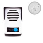 Interfone Porteiro Eletrônico AGL em Abs 12 Volts
