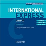 International Express Elementary - Class Audio Cd (pack Of 2) - Interactive Edition - Oxford University Press - Elt