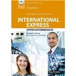 International Express Upper-Intermediate Sb With Pocketbook Dvd-Rom - 3rd Ed