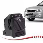 Interruptor Botão Chave Luz Farol Corsa 94/16 Sedan Classic
