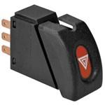Interruptor de Emergência Sem Alarme Hat Chave Gi Sedan - Un90618 Corsa Classic