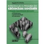 Introdução a Pesquisa em Ciências Sociais
