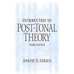 Introduction To Post-Tonal Theory (Revised)