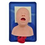Intubação Bebê Simulador Médico para Treino