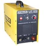 Inversor de Solda Mma Tig Corte Plasma 220v-Lynus-Lit-416