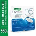 Iogurte Lacfree Natural Whey 250g Cookies Cream