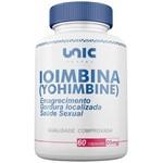 Ioimbina (yohimbine) 5mg 60 Cápsulas Unicpharma