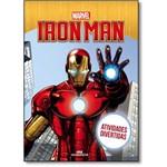 Iron Man - Coleção Atividades Divertidas
