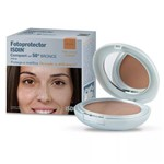 Isdin Compact Fotoprotetor Facial Bronze Fps 50 10g