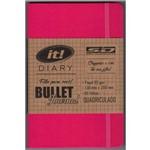 It! Diary Bullet Journal Quadriculado