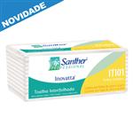 ITI01 - Papel Toalha Santher Interfolhado Caixa com 2400 Folhas