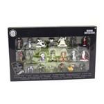 Jada Metal Nano Disney Tim Burton Pack com 20 Figuras - Dtc