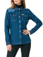 Jaqueta Calvin Klein Jeans Azul Médio - P