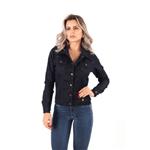Jaqueta Jeans Edex Tradicional Confort P
