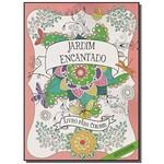 Jardim Encantado - Livro para Colorir