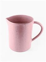 Jarra de Ceramica Rosa