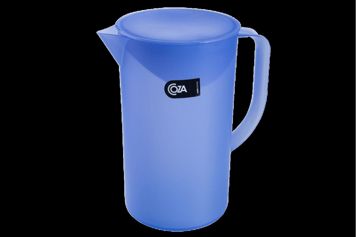Jarra 2 L Casual 19,2 X 13,5 X 22,4 Cm Azul Coza