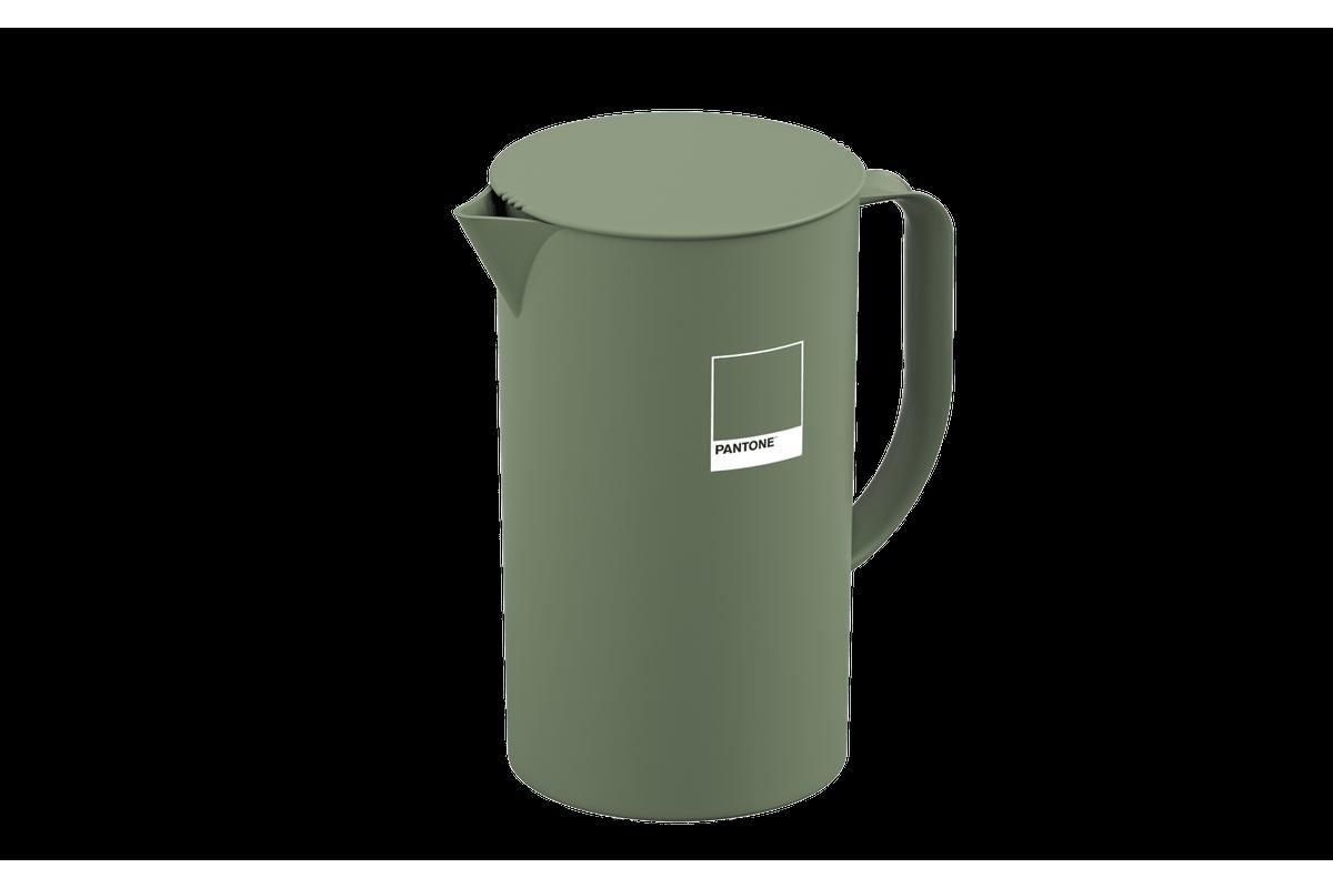 Jarra 2L Casual 19,2 X 13,5 X 22,4 Cm Verde Pantone Coza