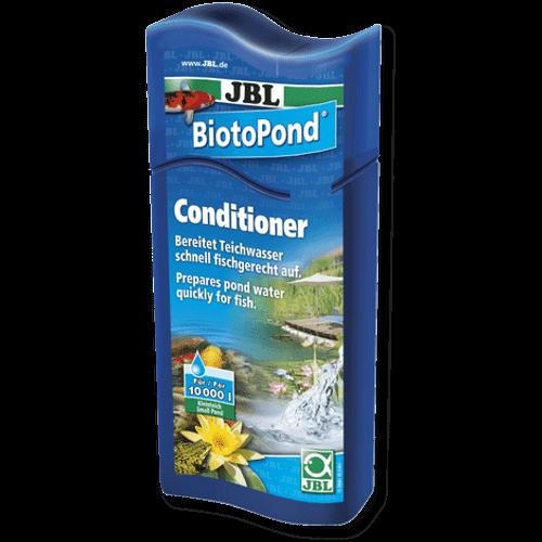 Jbl Biotopond Condicionador de Aguá 250ml