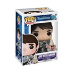 Jim With Gnome - Pop ! Television - TrollHunters - 466 - Funko